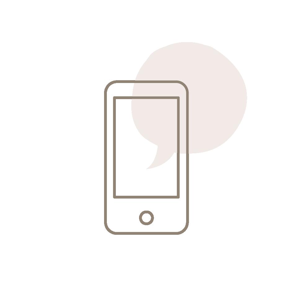 disegno smartphone